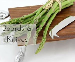 Boards and Knives