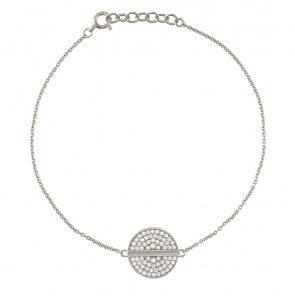 Mazali Ladies Bracelet Silver