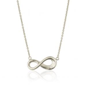 Mazali Stylish Necklace Silver