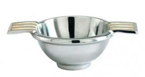 Cream Aztec Bowl