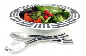 Salad Bowl and Server Gift Set